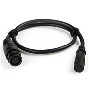 переходник Lowrance 9-Pin Black Connector to Hook2-5