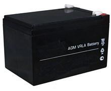 AGM аккумулятор для питания эхолота