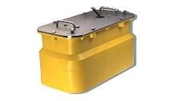 Трансдьюсер Garmin Airmar B599LH 38-75 130-210кГц (010-11641-20)