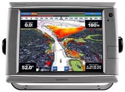 Эхолот Комплект Garmin GPSMAP 7012 + BlueChart G2 Russia