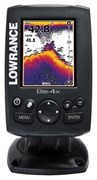 Эхолот Lowrance Elite-4X CHIRP 83/200
