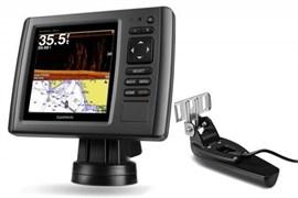 Эхолот Garmin EchoMap 52dv с датчиком