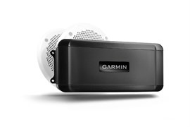 Garmin Meteor 300 w/Speakers