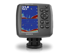 Эхолот Garmin Fishfinder 560C комплект с датчиком