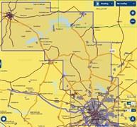 Карты Navionics Small 5G620S2 Канал имени Москвы