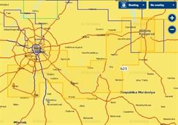 Карты Navionics Small 5G621S2 Реки Москва, Ока