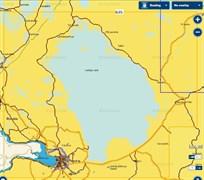Карты Navionics Small 5G635S2 Ладожское озеро