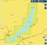 Карты Navionics Small 5G765S о. Байкал, Иркутское водохранилище