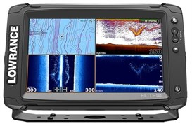 Эхолот Lowrance Elite-9Ti Mid/High/TotalScan™ 000-13274-001