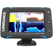 Эхолот Lowrance Elite-7Ti Mid/High/TotalScan™
