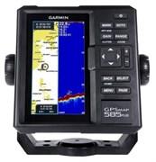 Эхолот Garmin GPSMAP 585 Plus, WW без трансдьюсера