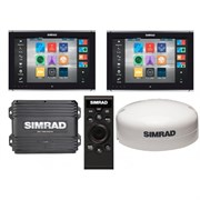 МФД-Эхолот SIMRAD NSO16 SINGLE(MP, MO16T, GS25, OP50, MI10)