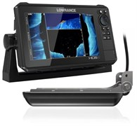 Lowrance HDS-9 LIVE with Active Imaging 3-in-1 Transducer
