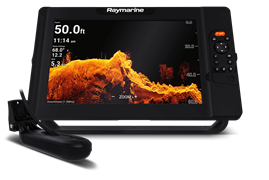 "Эхолот Raymarine Element 9 - 9"" Chart Plotter with CHIRP Sonar, HyperVision, Wi-Fi, GPS, HV-100 transducer, No Chart"