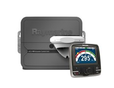 Raymarine Evolution Autopilot with p70R control head & ACU-400 (suitable for Type 2 & 3 drives)