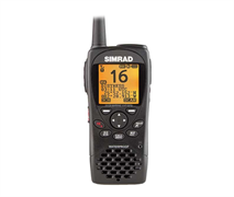 SIMRAD VHF HH RADIO,HH36,DSC, EU/UK