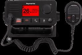 Raymarine Ray63 VHF Radio (optional 2nd handset) with Integrated GPS receiver