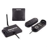 Raymarine Ray 90/91 Wireless 1st Station including Wireless Hanset, Wireless Hub and Active Speaker