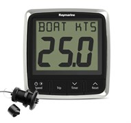Raymarine i50 Speed Pack, with P120 Retractable Speed/Temp Through Hull Transducer