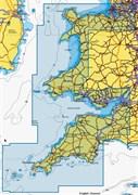 Карты Navionics Small 5G830S LIVERPOOL TO EXMOUTH