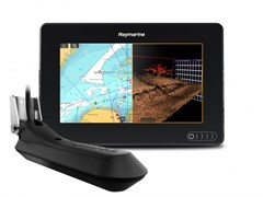 МФД-Эхолот Raymarine AXIOM 7 RV с датчиком RV-100