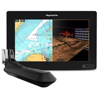 "МФД-Эхолот Raymarine AXIOM 9 RV, Multi-function 9"" Display with RealVision 3D, 600W Sonar with RV-100"