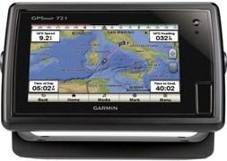 Эхолот Комплект Garmin GPSMAP 721 с GCV10