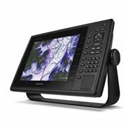 Эхолот Комплект Garmin GPSMAP 1020 10 + BlueChart G2 Russia + GCV10