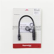 Raymarine Adaptor Cable (25 pin to 9 pin) attach DownVision (CPT-1xx) transducer to AXIOM RV
