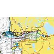 Карты Navionics Small 5G191S Нарвский залив