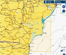 Карты Navionics Small 5G611S2 дельта Дуная