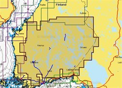 Карты Navionics Small 5G872S2 Финляндия