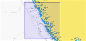Карты Navionics Small 5G005S PAAMIUT