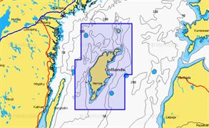 Карты Navionics Small 5G153S GOTLAND ISLAND