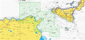 Карты Navionics Small 5G193S EL KALA-LAMPEDUSA I.