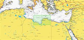 Карты Navionics Small 5G206S ES SIDER TO TOBRUCH