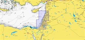 Карты Navionics Small 5G209S TARTUS-ASHQELON