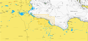 Карты Navionics Small 5G220S ABU KAMMASH/SURT