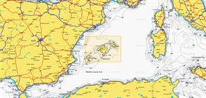 Карты Navionics Small 5G356S2 MALLORCA & MENORCA