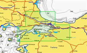 Карты Navionics Small 5G360S2 ISTAMBUL