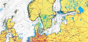 Карты Navionics Small 5G483S2 SWEDEN WEST