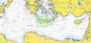 Карты Navionics Small 5G518S2 KRITI ISLAND