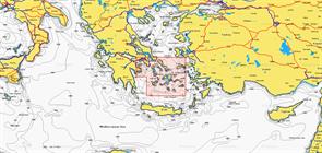 Карты Navionics Small 5G519S2 KIKLADHES