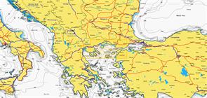 Карты Navionics Small 5G521S2 AEGEAN SEA NORTH