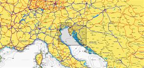 Карты Navionics Small 5G526S2 ZLARIN - GRADO