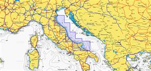 Карты Navionics Small 5G528S2 BARI - P. BARRICATA