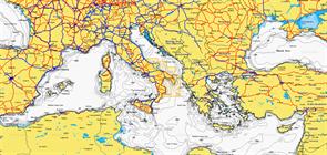 Карты Navionics Small 5G529S2 PUGLIA - IONIO
