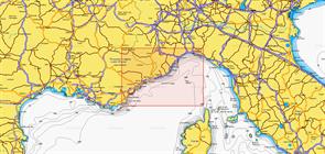 Карты Navionics Small 5G535S2 RAPALLO-CAVALAIRE