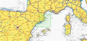 Карты Navionics Small 5G542S2 BARCELONA