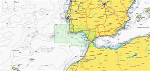 Карты Navionics Small 5G546S2 ESTEPONA - SINES